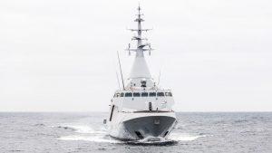 La Roumanie choisit Naval Group pour moderniser sa flotte militaire