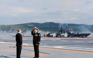 14 morts dans un sous-marin de l'armée russe