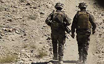 La Guerre en face: Paroles de soldats