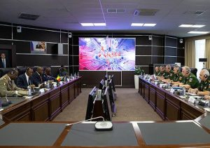 Le Mali et la Russie ont signé un accord de coopération militaire