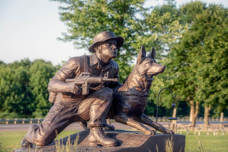 Devenir maitre chien dans l'armée de terre