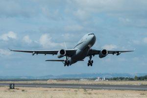 L'Armée de l'Air receptionne un deuxième A330 Phénix