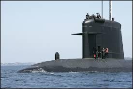 La Saphir a rejoint Cherbourg pour y être désarmé puis démantelé