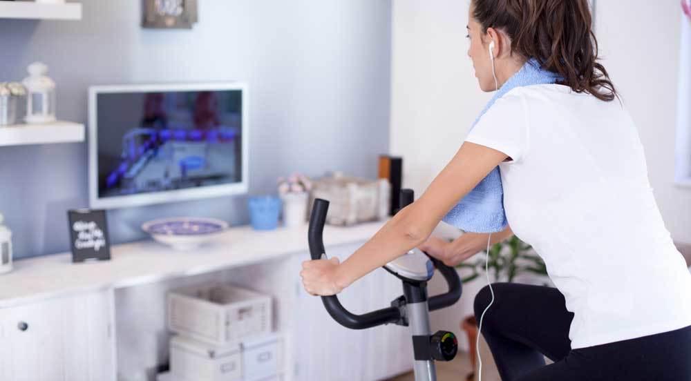 Quels sont les avantages du vélo d'appartement ?